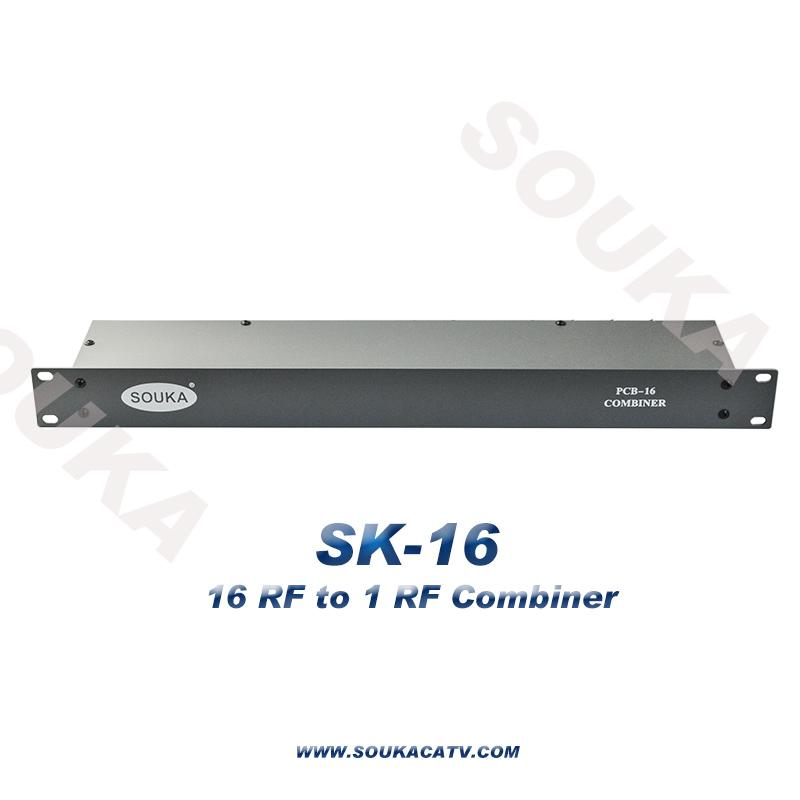 High quality 16Ports High Isolation Passive Combiner for