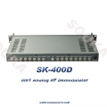 RF to Audio/ Video  CATV Demodulator