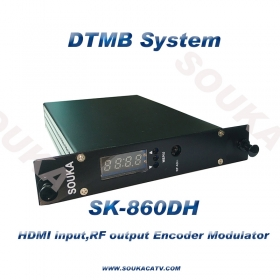 dtmb encoder modulator