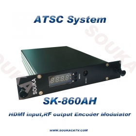 ATSC encoder modulator