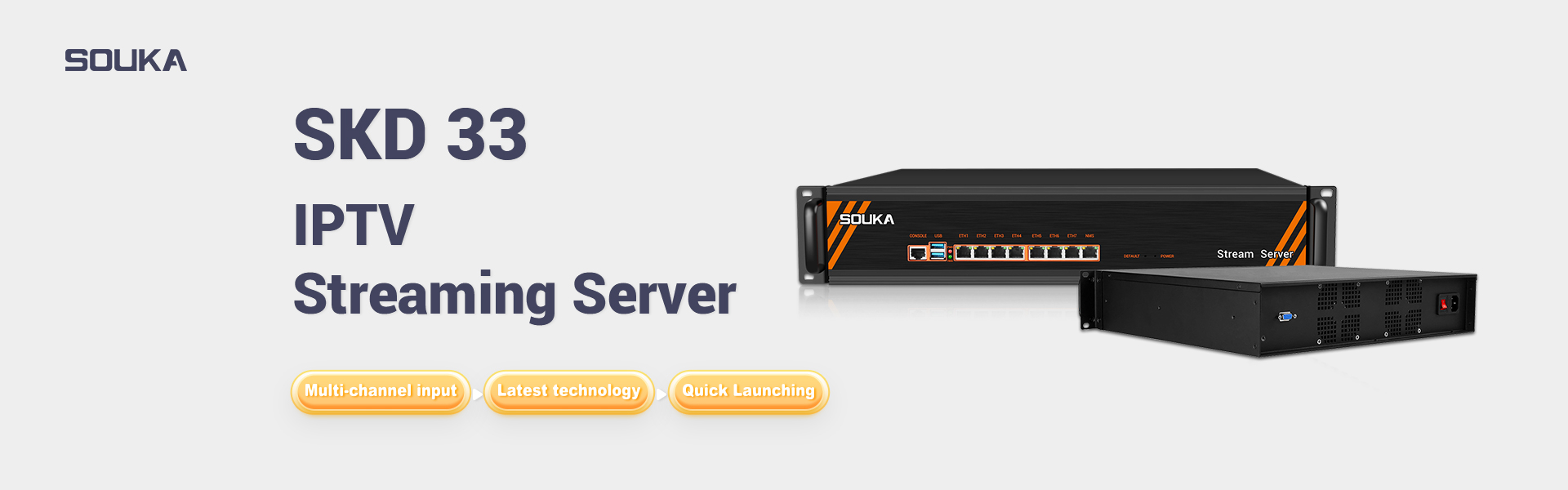 IPTV Streaming Video Server