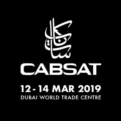 Leading the way to your IP Future: CABSAT 2019